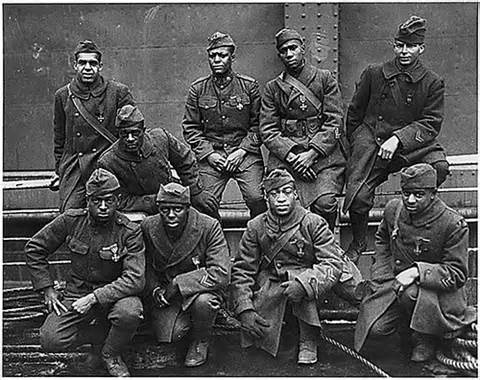 Black WWII Soldiers