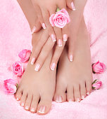 Pampered Hands & Feet