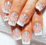 Wedding nails1